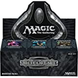 Magic the Gathering M13 2013 Core Set Booster Box 36 Packs (japan import)