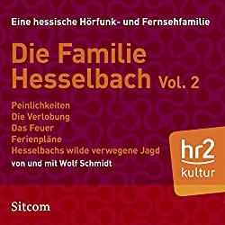 Die Familie Hesselbach Vol. 2 (Die Hesselbachs)
