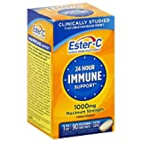 Ester-C Vitamin C, 1,000 mg, Special 4 Pack jh( 480 Tablets Total )