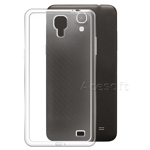 [ Samsung Galaxy Mega 2 Case ] Clear Case Soft TPU Case Crystal Slim Anti Slip Case Back Protector Shockproof-Transparent for Samsung Galaxy Mega 2 SM-G750A AT&T - Samsung Mega Cases Galaxy Att