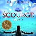 The Scourge: Brilliant Darkness, Book 1 Audiobook by A. G. Henley Narrated by Emily Zeller