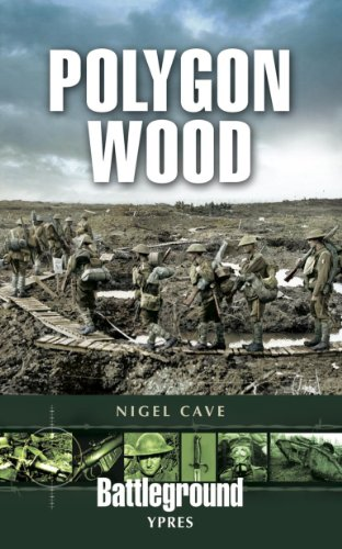 Polygon Wood: Ypres (Battleground Ypres) by Nigel Cave