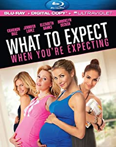 Cover Image for 'What To Expect When You're Expecting [Blu-ray + Digital Copy]'
