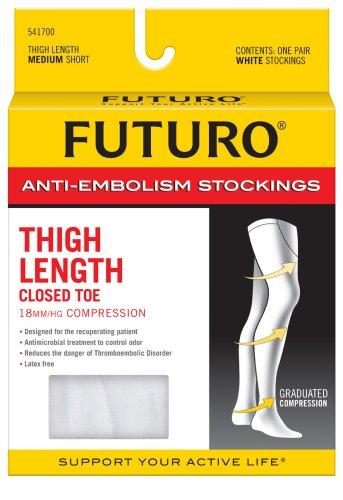 Futuro Anti Embolism Stockings Medium Length