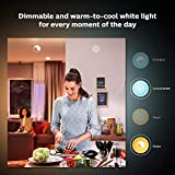 Philips Hue White Ambiance 2-Pack LED Smart GU10