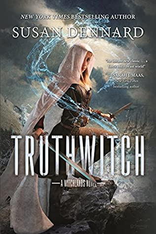 book cover of Truthwitch