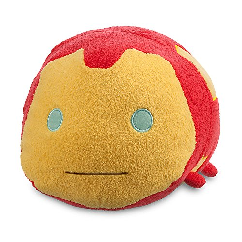 Disney Iron Man (NEW! Disney Tsum Tsum Iron Man Plush - Medium - 11'')