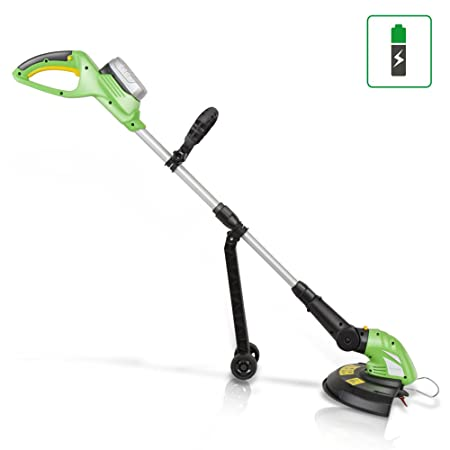 CORDLSS GRASS TRIM EDGER: Amazon.es: Electrónica