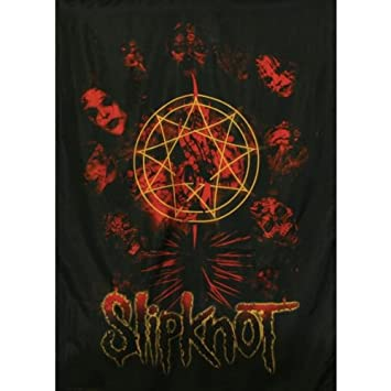 Slipknot Death Masks Tapestry Amazonca Home Kitchen