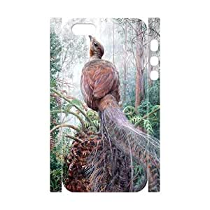 Lyrebird 3D-Printed ZLB570821 Customized 3D Cover Case for Iphone 5,5S