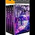 The Alien Badass Complete Series Box Set (Books 1 - 4) (Optorio Chronicles)