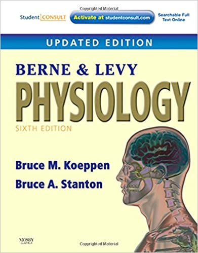 Berne & Levy Physiology, 6th Updated Edition, with Student