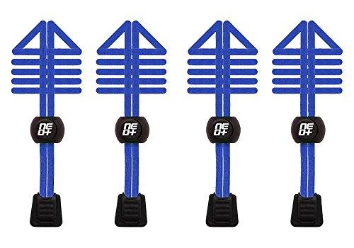 de con única correr talla bloqueo zapatos negro para cordones BLUE SETS de Paquetes y color triatlón elásticos Talla 2 w8OZXEnq