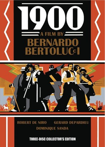 DVD : 1900 (Full Frame, Special Edition, Restored, Boxed Set, Dubbed)