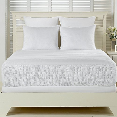 Simmons Beautyrest Beautyrest 300 Thread Count Premium Cotton Mattress Pad King