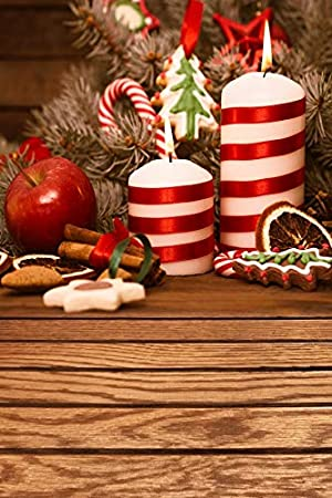 Christmas 10x15 FT Backdrop Photographers,Evergreen Fir Tree Branches with Cones Yule Celebration Holly Culture Design Background for Photography Kids Adult Photo Booth Video Shoot Vinyl Studio Props