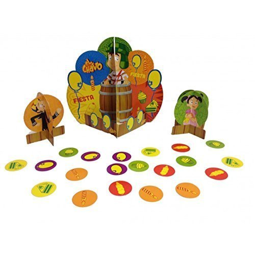 El Chavo del Ocho Party Centerpiece Favor Birthday Decoration Supplies