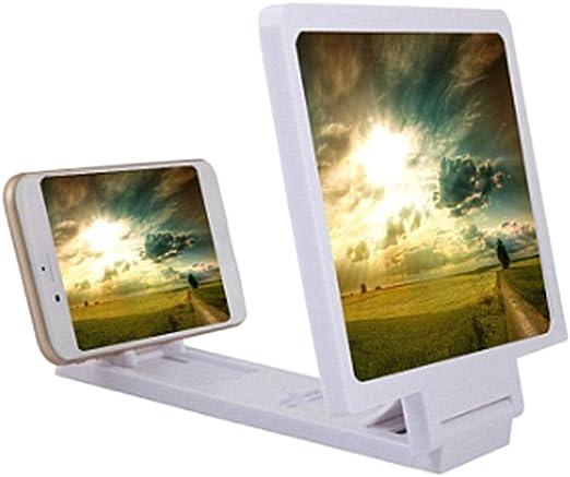Phil Electronics Plegable Teléfono Móvil Lupa De Pantalla 3D Video ...