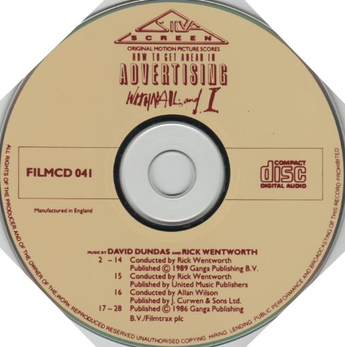 How to get ahead in advertising/Withnail and I [Audio CD] Various