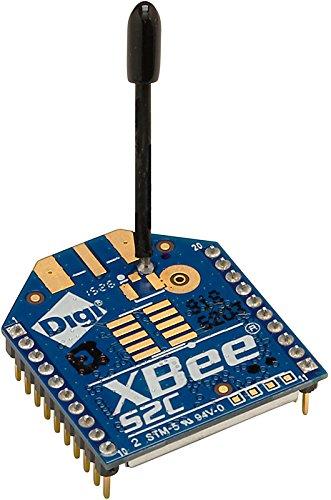 XBee 2mW Wire Antenna - Series 2C (ZigBee Mesh) by Karlsson Robotics