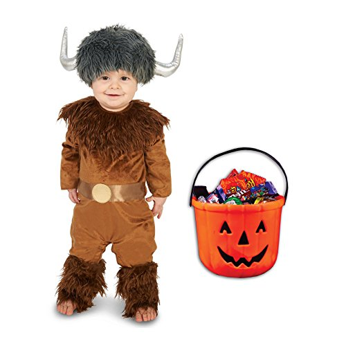 Wild Folk Warrior Infant Costume - (Khaleesi And Jon Snow Costume)