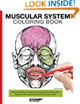 Muscular System Coloring Book: Now yo...