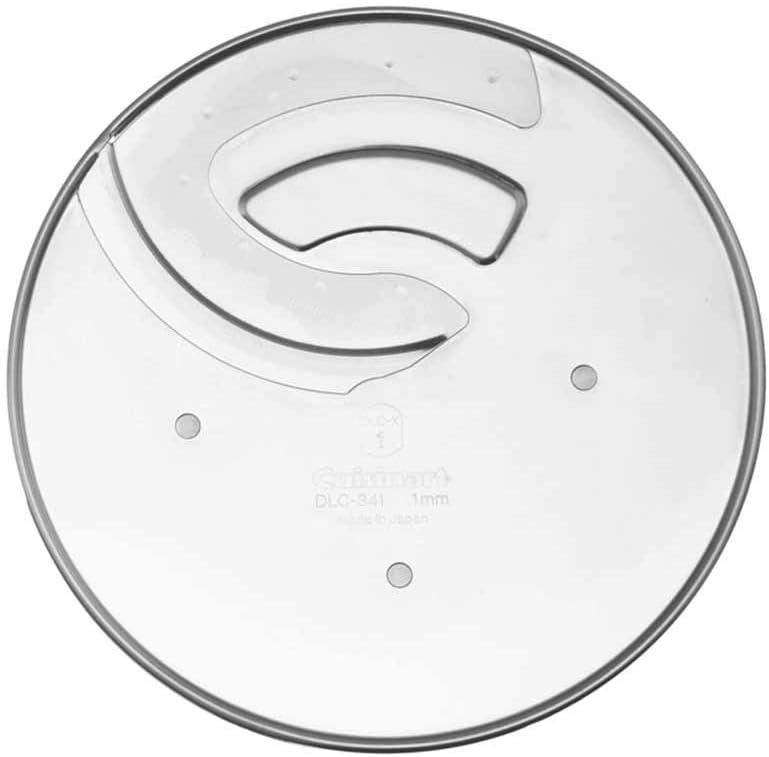 Cuisinart DLC-341 Ultra Thin Slicing Disc for Food Processor, 1mm