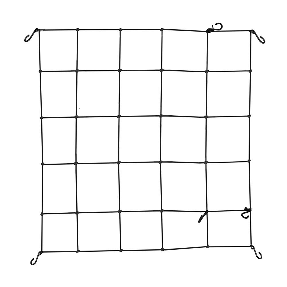 OPULENT SYSTEMS 1 Pack Flexible Net Trellis Elastic Trellis Netting for Grow Tents, One Size fits All …