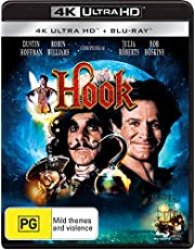 Hook (4K Ultra HD + Blu-ray)