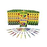 Crayola Bulk Erasable Colored Pencils, Classpack, 12 Packs of 12-Count