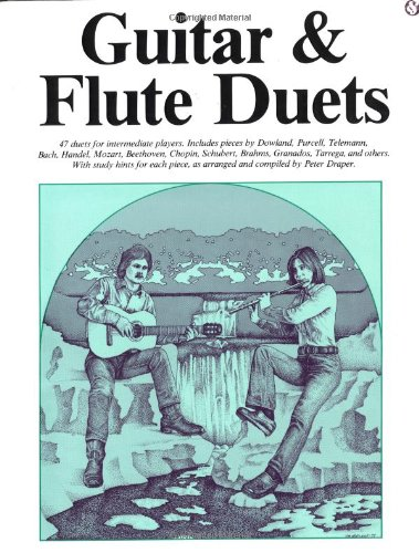 Guitar and Flute Duets - Flute Duets Guitar