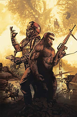 Planet of the Apes: The Simian Age (English Edition)