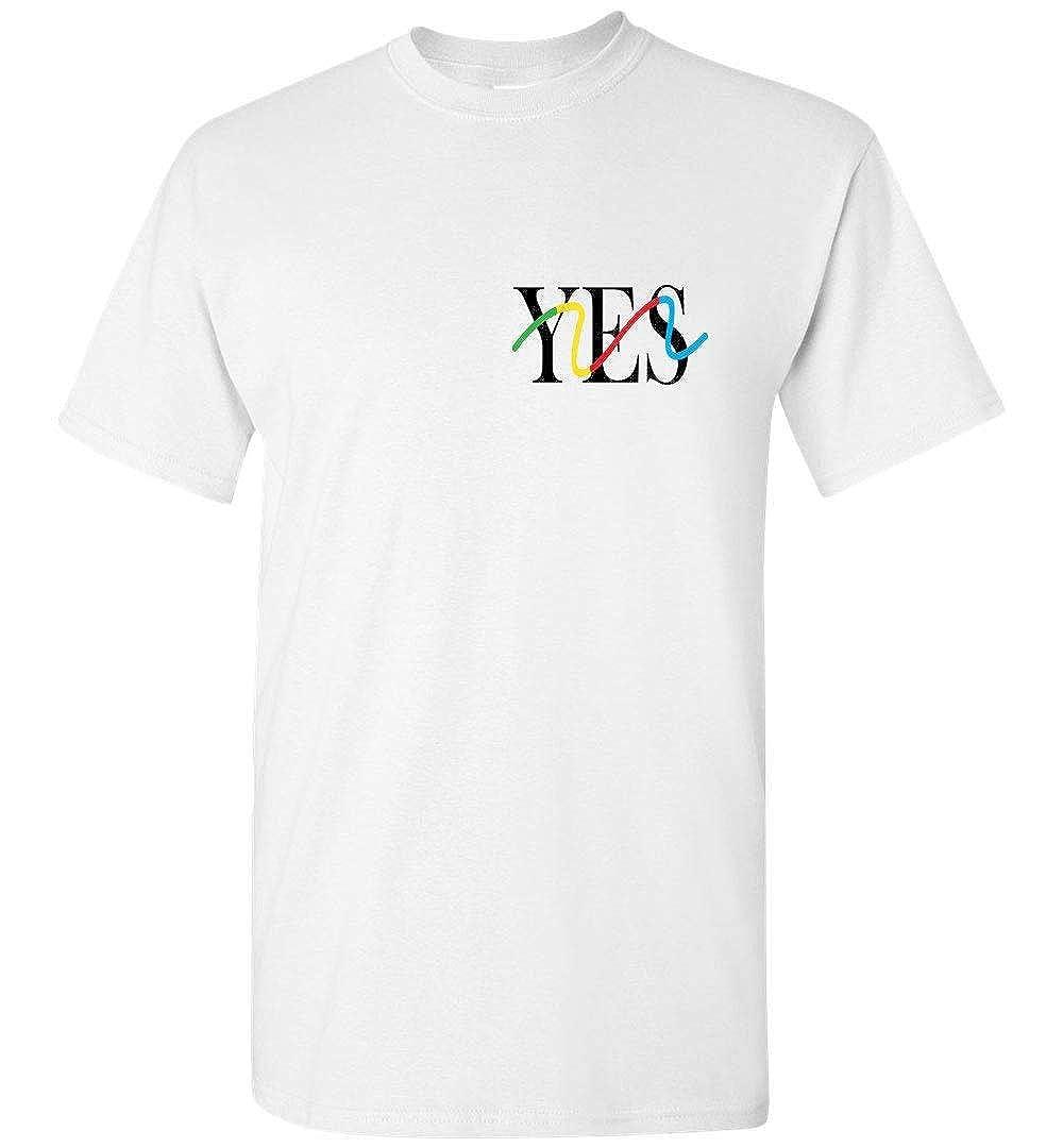 Yes Theory Unisex Premium Cotton T Shirt 5.3 oz
