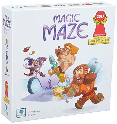 Magic Maze - Conclave Editora