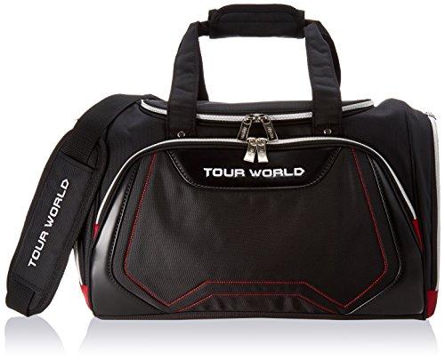 拒絶するプレミアム反対に本間ゴルフ ボストンバッグ TOUR WORLD BB-1819 ブラック