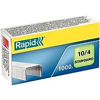 Rapid Zımba Teli, 1000'li Paket, 10/4 mm, 1m Standart, 24862900
