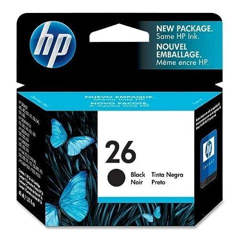HP Model 51626A Black High-Capacity Inkjet Cartridge (Ink Cartridges Hp 560)