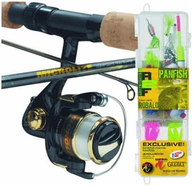 Ready 2 Fish Kids Childrens Spin Fishing Outfit Panfish