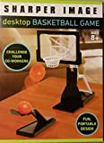 Sharper Image Desktop Basketball Game