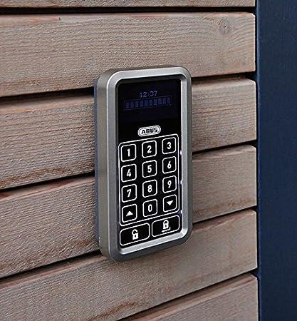 Teclado digital gris para Home Tec Abus CFT3000 S