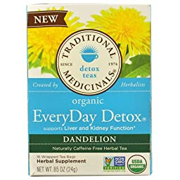 Traditional Medicinals Tea Dandelion Everyday