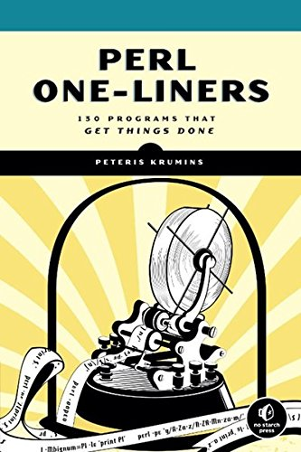 Perl One-Liners ISBN-13 9781593275204