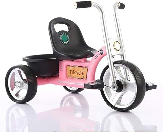 TH Caminador De Bicicleta Triciclo para Niños, Estilo Retro ...