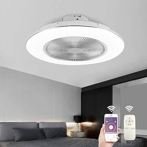 Orillon 22'' White Thin Modern Ceiling Fan