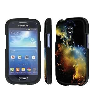 NakedShield Samsung Galaxy Mini S3 SIII Mini (Stars Galaxy) Total Hard Armor Art Phone Case