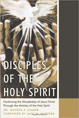 Gratis nedlasting e bøker for mobil Disciples of the Holy Spirit: Continuing the Discipleship of Jesus Christ Through the Ministry of the Holy Spirit (Norsk litteratur) PDF by Dr George P. Kimber