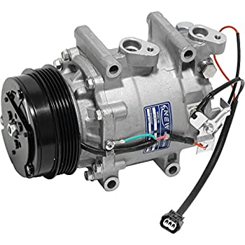 RYC Remanufactured AC Compressor IG559 Fits 2007 2008 Honda Fit 1.5L