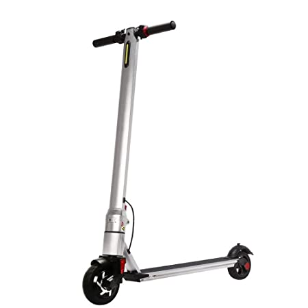 ACCDUER Adulto Kick Scooter, Plegable Scooter eléctrico ...