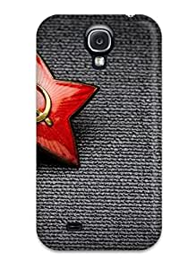 New Fashion Premium Tpu Case Cover For Galaxy S4 - Country Misc Abstract Misc