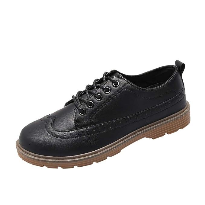 Amazon.com: QBQCBB - Zapatos clásicos de piel para hombre ...